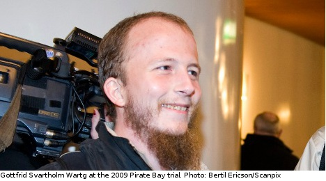Pirate Bay Swede to be shipped to Denmark