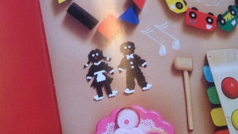 'Racist' Christmas catalogue sparks outrage