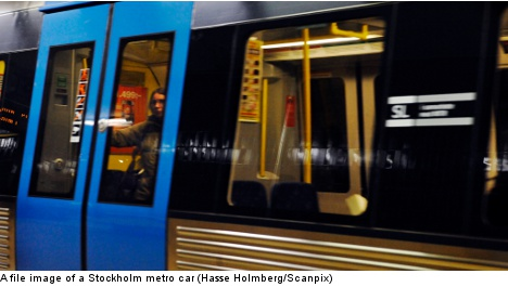 Massive project to expand Stockholm metro