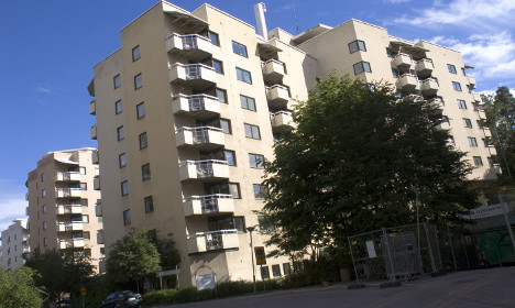 Sweden opens first retirement home for gays