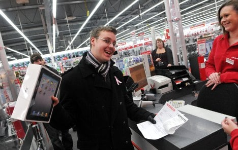 German chain imports 'Black Friday' to Sweden