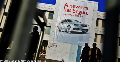 Saab eyes Chinese market in comeback