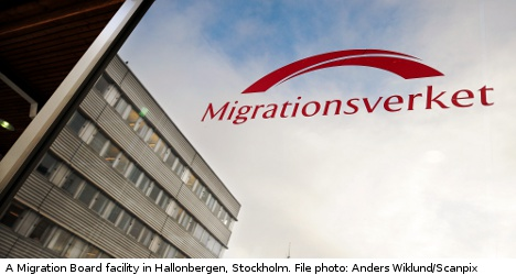 Swedish-only letters leave refugees frustrated