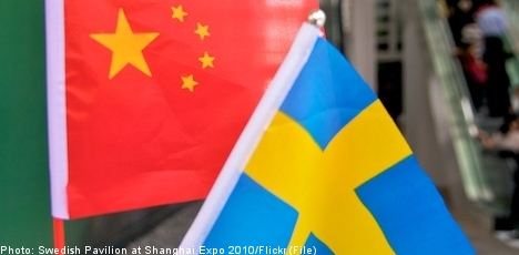 Sweden gets Chinese tourism boost