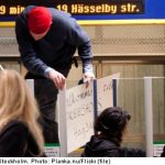 """<strong>Don't plank</strong><br> Swedes have such a rich language (<a href=""""http://www.thelocal.se/20120309/39584"""" target=""""_blank"""">some say the richest</a>) that they even have a verb for """"sneaking through the turnstiles behind someone else"""". That verb is """"att planka"""", or as I sometimes call it - to plank. But please, don't plank. It's a very unpleasant feeling for us unwilling accomplice ticket payers when you sneak in behind us."""