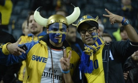 Sweden vs Portugal in pictures