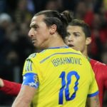 But many viewers knew from the beginning that the real showdown was between these two - Sweden's Zlatan and Portugal's Ronaldo.Photo: TT