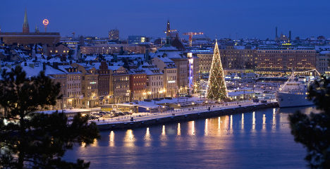 The Local Guide to Christmas, Swedish Style