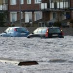 Storm Sven eases as clean up begins