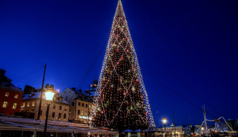 White Xmas to elude most Swedes: SMHI