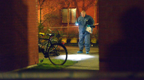 Son held over Xmas fatal shooting of father