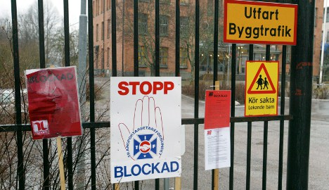 Foreign workers at centre of Swedish election battle