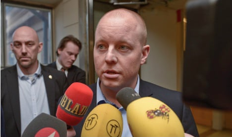 Sweden Democrats: More heads may roll