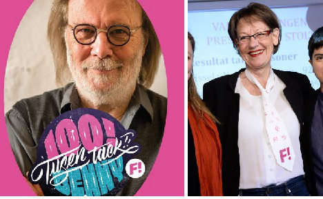 Benny Andersson: More feminists in the Riksdag