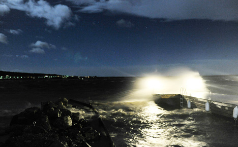 Storm Ivar leaves thousands without power