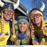 """Why are Swedes so... happy?<br><br>   Swedes were ranked as the second happiest people in the world last year (Australians were first, if you're wondering). Instead of speculating, we took to the streets of Stockholm to ask people why they were so happy and published our ten favourite responses. These reasons, especially the first,  <a href=""""http://www.thelocal.se/20130529/48214 """" target=""""_blank"""">might surprise you.</a>"""