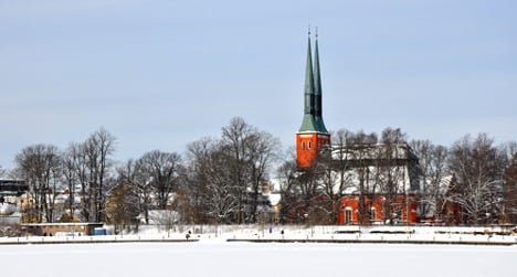 The Swedish city touted as 'Europe's greenest'