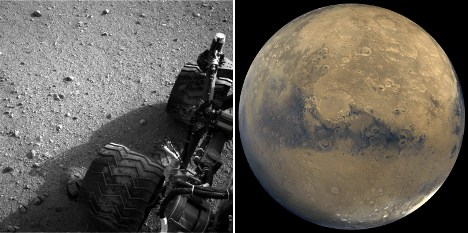 Gothenburg engineer on one-way mission to Mars