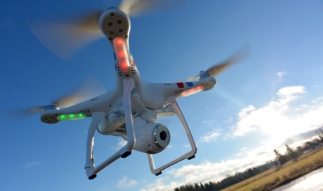 Swedish police want investigation drones