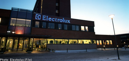 Electrolux blames Europe for fourth quarter loss