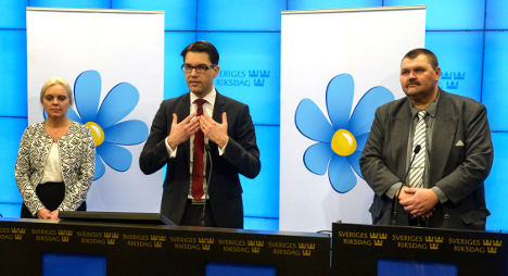 Why anti-EU Sweden Democrats care about European elections
