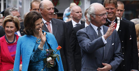 Royals change minds over Norway anniversary