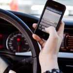 Sweden's new SMS law ushers drivers to court