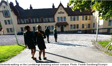 The Lundsberg school 'iron scandal': a timeline