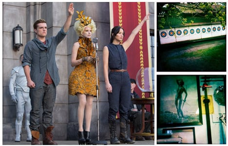 Hunger Games revives Swedish archery clubs