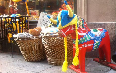 Ten cheesiest souvenirs you can find in Sweden