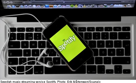 Spotify may be preparing for IPO: report