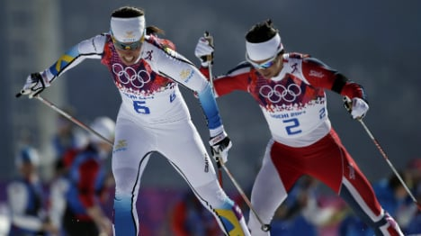 Kalla claims first Swedish Olympic silver
