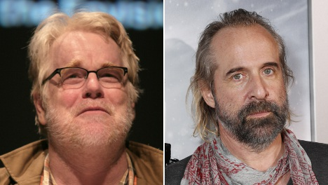 Stormare mourns death of Seymour Hoffman