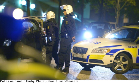 Cop's fatal shot in Husby gets fresh review