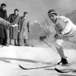 When it comes to Olympic glory, no one can hold a candle to cross-country skier Sixten Jernberg. He won four golds in the winter Olympics throughout the fifties and sixties. He also won three silvers and two bronzes - nine in total - a record for Swedish winter Olympians. A lumberjack by original trade, Jernberg specialized in the 50 km event, and even won the Vasaloppet twice.Photo: Olle Seijbold / Pressens bild