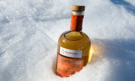 Swedish whisky distillers shed staff amid loss