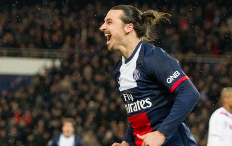 Ibra double puts PSG in League Cup finals