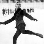 No one is more synonymous with Swedish male figure skaters of the 1920s than Gillis Grafström. You might recognize his name from the Grafström pirouette. This Stockholmer won the Olympic gold for men's figure skating at every winter Olympics in the twenties... that's 1920, 1924, and 1928 if you're playing at home). Add the silver in '32 and you've got the world's most successful Olympic figure skater on your hands.Photo: Scanpix