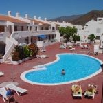 """Tenerife: Soak up the rays on a large balcony that gets direct sunlight for most of the day. The apartment is situated in a modern complex in Los Cristianos. March temperatures average a very pleasant 20C. <b><a href=""""http://www.holidaylettings.co.uk/rentals/los-cristianos/1333586?utm_source=The+Local+Sweden&amp;utm_medium=CPA&amp;utm_campaign=Search+now+button"""" _blank""""="""""""">Find out more here</a>.</b>Photo: Holiday Lettings"""