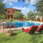 """Marrakech: With a panoramic view of the Atlas mountains and average highs of 23C, this peaceful villa with its own outdoor pool is pretty much irresistible. <b><a href=""""http://www.holidaylettings.co.uk/rentals/marrakech-city/376243"""" _blank""""="""""""">Find out more here</a>.</b>Photo: Holiday Lettings"""