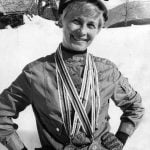Toini Gustafsson Rönnlund helped show that Sweden could produce world-class cross-country skiers of both genders (never mind that she was actually born in Finland and came to Sweden as a child war refugee). Gustafsson won four medals at two Olympic games in the 1960s, including two golds at Grenoble in 1968. Her husband, Assar Rönnland, was  also a cross-country skier and a pretty good one at that, earning an Olympic gold and two silvers of his own.Photo: EPU/Scanpix
