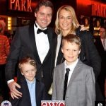 Greg and Lotta Poehler and kidsPhoto: Braceiller Productions