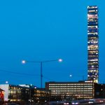 'Candy' skyscraper to light up Stockholm