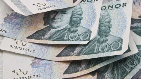 'Sweden's entry-level wages are too high'