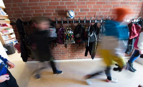 Swedish court clears teacher who yanked pupil
