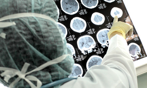 Boy with brain tumour 'should see psychologist'