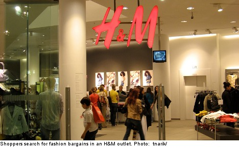 H&M heads to Asia and Hawaii as profits rise