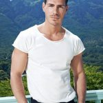 Kevin's official headshot for the show Top Model.Photo: TV3/ Johnny Wohlin.