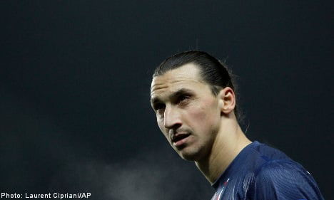 Zlatan out for 'at least four weeks' with injury