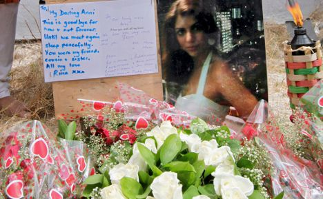 Dewani charged with murder in Cape Town